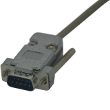 Printer Cable DB9 Male, 3 meter