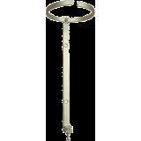 Runde vægbeslag (1/2 gallon / 2,25 liter)