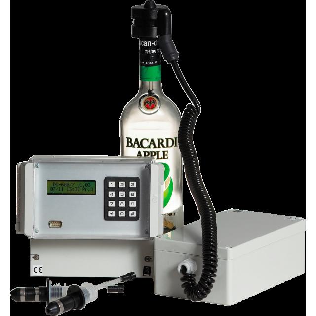 DC-600 Liquor Control System